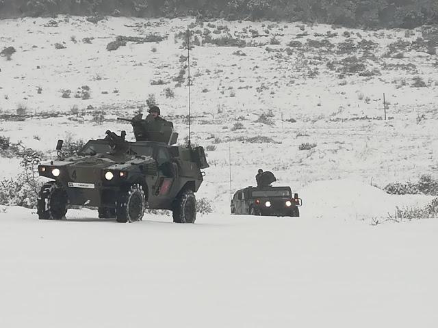 Εντυπωσιακές φωτό: Ο Στρατός Ξηράς στα Χιόνια - Φωτογραφία 15