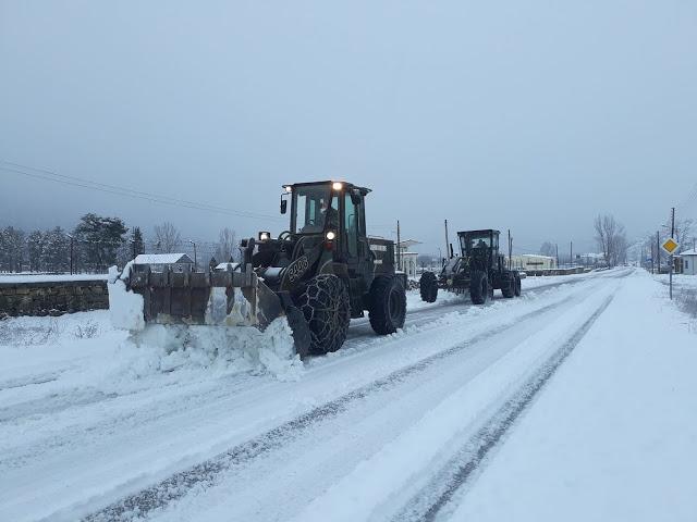 Εντυπωσιακές φωτό: Ο Στρατός Ξηράς στα Χιόνια - Φωτογραφία 7