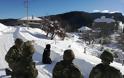 Εντυπωσιακές φωτό: Ο Στρατός Ξηράς στα Χιόνια - Φωτογραφία 14