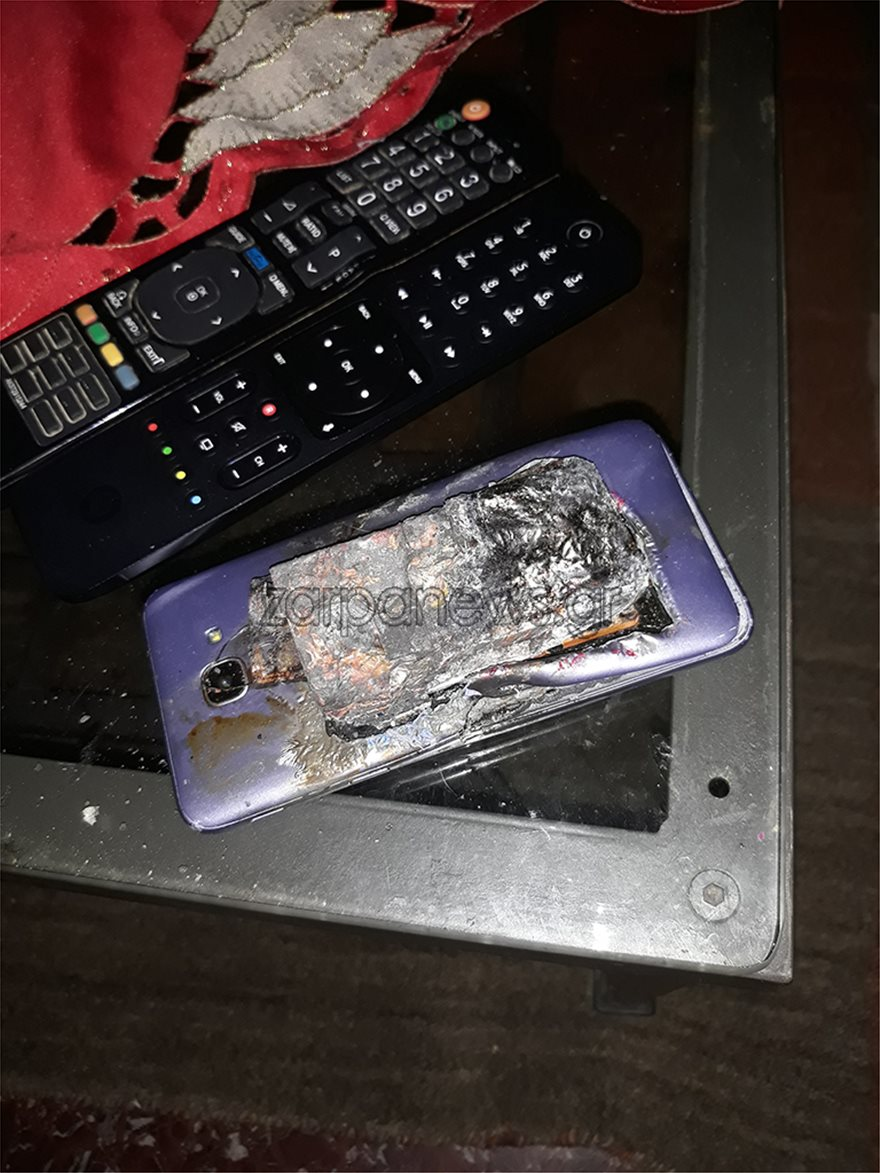 Smartphone εξερράγη στην τσέπη μαθητή - - Φωτογραφία 3