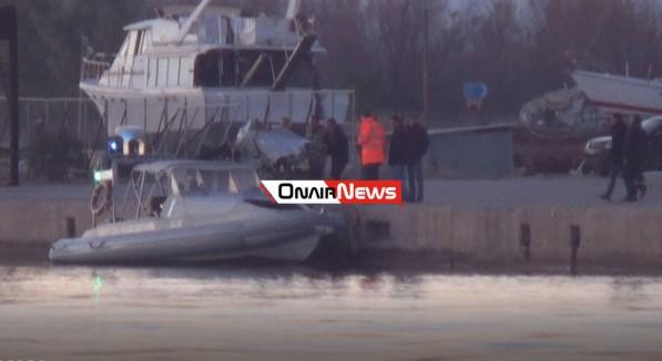 Βρέθηκε τμήμα από το αεροσκάφος που κατέπεσε στο Μεσολόγγι (φωτο) - Φωτογραφία 2