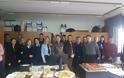 Έκοψαν την Πρωτοχρονιάτικη πίτα τους οι αστυνομικοί του τμήματος ΒΒΒ