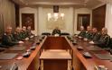 ΓΕΣ: Πρώτη Συνεδρίαση του Νέου ΑΣΣ (ΦΩΤΟ)