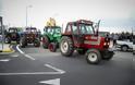Κλειστή για πέντε ώρες και σήμερα ΣΑΒΒΑΤΟ το απόγευμα η Ιόνια Οδός από τους αγρότες