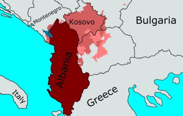 Η «Μεγάλη Αλβανία» καταστράφηκε με τη Συμφωνία των Πρεσπών - Φωτογραφία 1