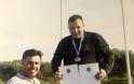 Ένα χρυσό και ένα ασημένιο για τον Πυρονόμο Ηλία Παλιεράκη στους Πανελλήνιους Αγώνες Σκοποβολής