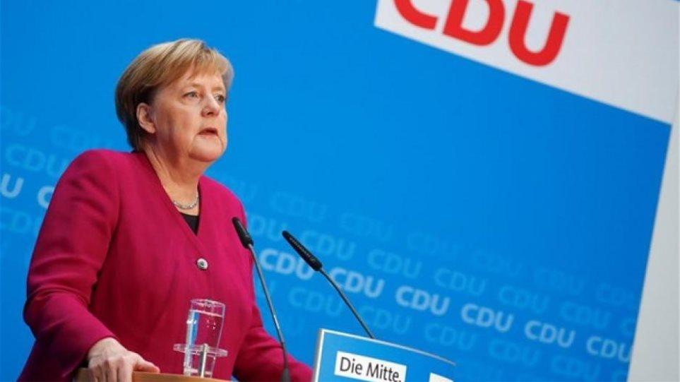 Γερμανία: Η κυβέρνηση δέχεται τις συμβουλές 3.000 εμπειρογνωμόνων - Φωτογραφία 1