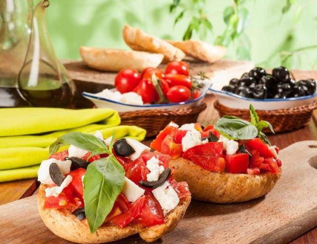 Προληπτικά για 50 ασθένειες δρουν οι αντιοξειδωτικές ιδιότητες της μεσογειακής διατροφής! - Φωτογραφία 1