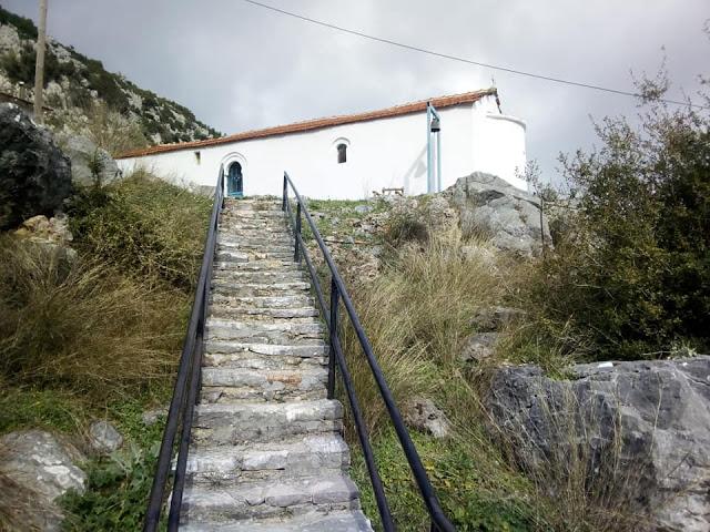 Δείτε φωτο σήμερα από τον Άγιο Βλάσιο, στα Βλυζιανά Ξηρόμερου - Φωτογραφία 1