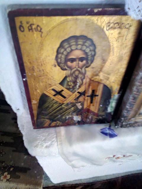 Δείτε φωτο σήμερα από τον Άγιο Βλάσιο, στα Βλυζιανά Ξηρόμερου - Φωτογραφία 15