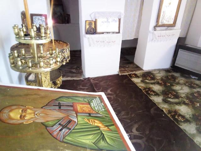 Δείτε φωτο σήμερα από τον Άγιο Βλάσιο, στα Βλυζιανά Ξηρόμερου - Φωτογραφία 16