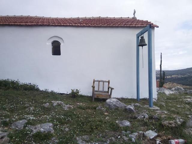 Δείτε φωτο σήμερα από τον Άγιο Βλάσιο, στα Βλυζιανά Ξηρόμερου - Φωτογραφία 4