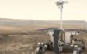 Ένα διαστημικό όχημα με το όνομα Rosalind Franklin