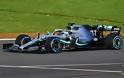 Mercedes W10 EQ Power+  F1