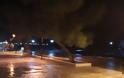 Η θάλασσα βγήκε στη στεριά χθες βράδυ στη ΒΟΝΙΤΣΑ | ΒΙΝΤΕΟ - Φωτογραφία 2
