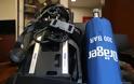 Δωρεά εξειδικευμένων αναπνευστικών συσκευών από τον Διεθνή Οργανισμό Μετανάστευσης στο Πυροσβεστικό Σώμα