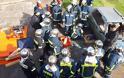Εκπαίδευση με θέμα τα τροχαία ατυχήματα στην Πάτρα