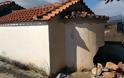 Ιερόσυλοι γκρέμισαν εκκλησία στην Ελασσόνα ψάχνοντας για λίρες! (φωτό)