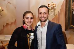 Βράβευση κορυφαίων του 2018 ΤΑΕΚΒΟΝΤΟ: Κορυφαία αθλήτρια η Ρωμαλέα Μεσυνδιάνου, στους κορυφαίους προπονητές ο Νίκος Κακαρέλης