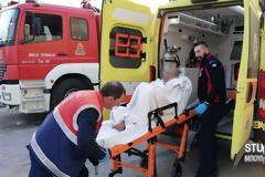 Άργος: Πυρκαγιά σε γηροκομείο με έναν τραυματία