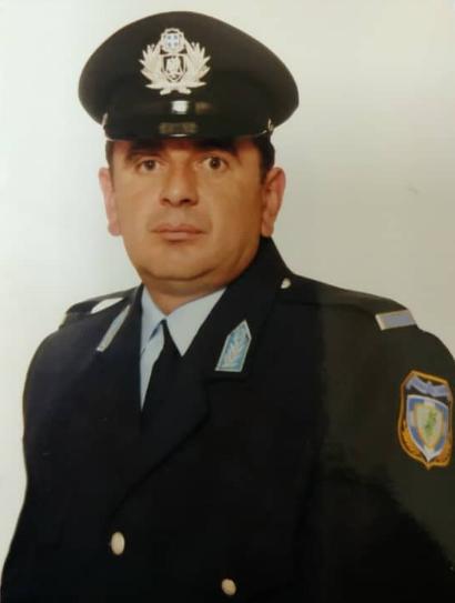 Πενθεί η Ενωση συνοριακών Καστοριάς και η αστυνομική οικογένεια - Φωτογραφία 2