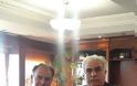 Νίκος Καραδήμας: Επισκέφτηκα σήμερα τον Αρχηγό του σώματος και σας συνιστώ ανεπιφύλακτα να το πραγματοποιήσετε