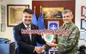 Νέος Επιτελάρχης του NRDC-GR ο Υποστράτηγος Πασχάλης Δάλλας