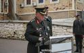 Σε κλίμα πένθους η αλλαγή φρουράς στην 96 ΑΔΤΕ «ΧΙΟΣ» - Φωτογραφία 9