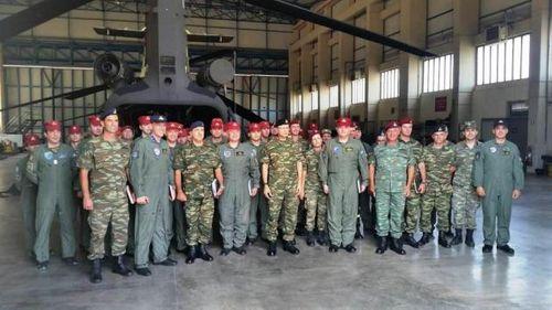 Κοντά στους ελικοπτεράδες της Αεροπορίας Στρατού το αποψινό «Master Chef»! - Φωτογραφία 2
