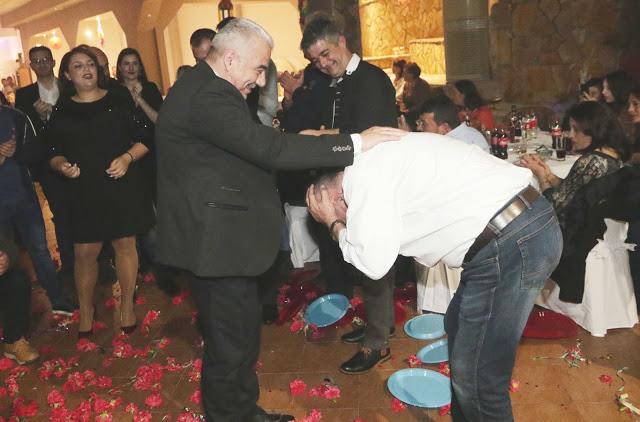 Πολυκοσμία στον Αποκριάτικο χορό του ΗΡΑΚΛΗ ΑΣΤΑΚΟΥ στο κτήμα ΙΟΝΙΟ (φωτο: Make art) - Φωτογραφία 117