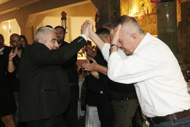 Πολυκοσμία στον Αποκριάτικο χορό του ΗΡΑΚΛΗ ΑΣΤΑΚΟΥ στο κτήμα ΙΟΝΙΟ (φωτο: Make art) - Φωτογραφία 119