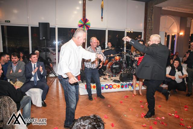 Πολυκοσμία στον Αποκριάτικο χορό του ΗΡΑΚΛΗ ΑΣΤΑΚΟΥ στο κτήμα ΙΟΝΙΟ (φωτο: Make art) - Φωτογραφία 4