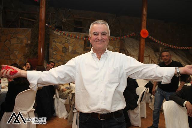 Πολυκοσμία στον Αποκριάτικο χορό του ΗΡΑΚΛΗ ΑΣΤΑΚΟΥ στο κτήμα ΙΟΝΙΟ (φωτο: Make art) - Φωτογραφία 48