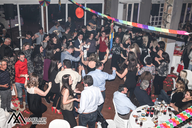 Πολυκοσμία στον Αποκριάτικο χορό του ΗΡΑΚΛΗ ΑΣΤΑΚΟΥ στο κτήμα ΙΟΝΙΟ (φωτο: Make art) - Φωτογραφία 5