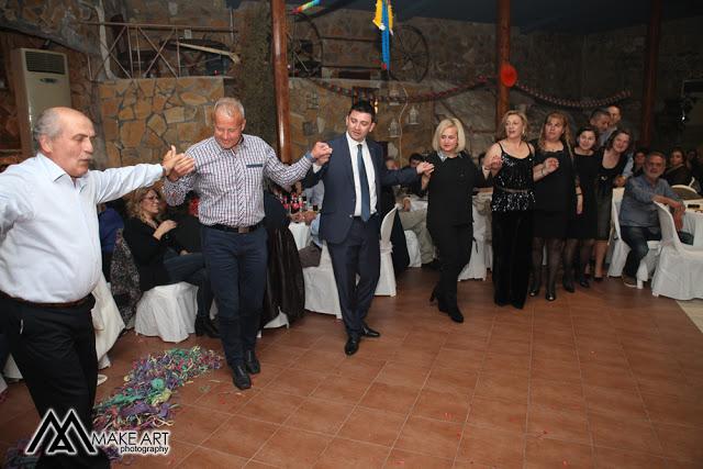 Πολυκοσμία στον Αποκριάτικο χορό του ΗΡΑΚΛΗ ΑΣΤΑΚΟΥ στο κτήμα ΙΟΝΙΟ (φωτο: Make art) - Φωτογραφία 7