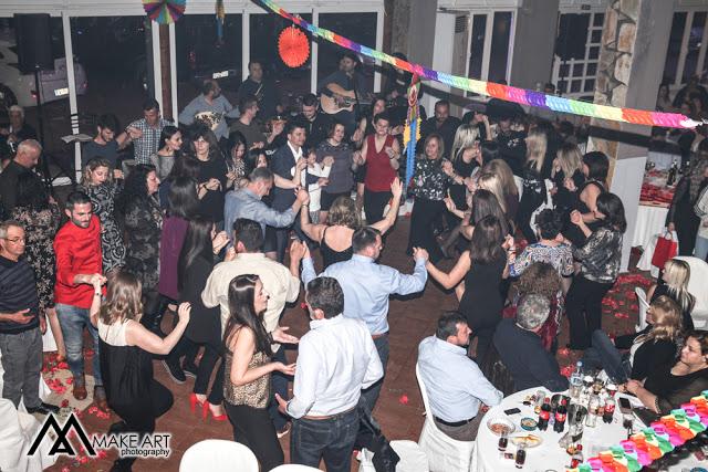 Πολυκοσμία στον Αποκριάτικο χορό του ΗΡΑΚΛΗ ΑΣΤΑΚΟΥ στο κτήμα ΙΟΝΙΟ (φωτο: Make art) - Φωτογραφία 74