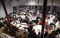 Πολυκοσμία στον Αποκριάτικο χορό του ΗΡΑΚΛΗ ΑΣΤΑΚΟΥ στο κτήμα ΙΟΝΙΟ (φωτο: Make art)