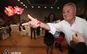 Πολυκοσμία στον Αποκριάτικο χορό του ΗΡΑΚΛΗ ΑΣΤΑΚΟΥ στο κτήμα ΙΟΝΙΟ (φωτο: Make art) - Φωτογραφία 45