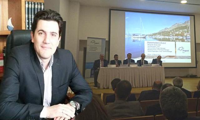 Το ζήτημα της εντοπιότητας για τις προσλήψεις στο Αεροδρομίο Ακτίου έθεσε ο Υποψήφιος Δήμαρχος Δημήτρης Μασούρας στους υπεύθυνους της Fraport Greece - Φωτογραφία 1