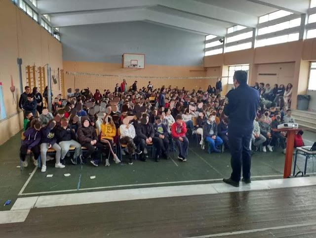 Μαθητές γυμνασίου της Κρήτης λένε τις εμπειρίες τους με τα τροχαία - Φωτογραφία 1