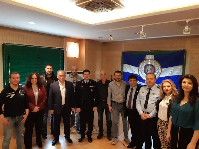 Ημερίδα με θέμα «Αστυνομικός - Άθληση & διατροφή» από την Τοπική Διοίκηση Κοζάνης (ΦΩΤΟ) - Φωτογραφία 1