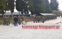 ''Μακεδονία Ξακουστή'' ενώπιον του Διοικητή Γ'ΣΣ Αντγου Κωνσταντίνου Κούτρα. Καμία Απαγόρευση στις Ένοπλες Δυνάμεις - Φωτογραφία 10