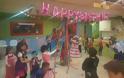 To αποκριάτικο παιδικό πάρτυ της ΙΡΑ Λάρισας