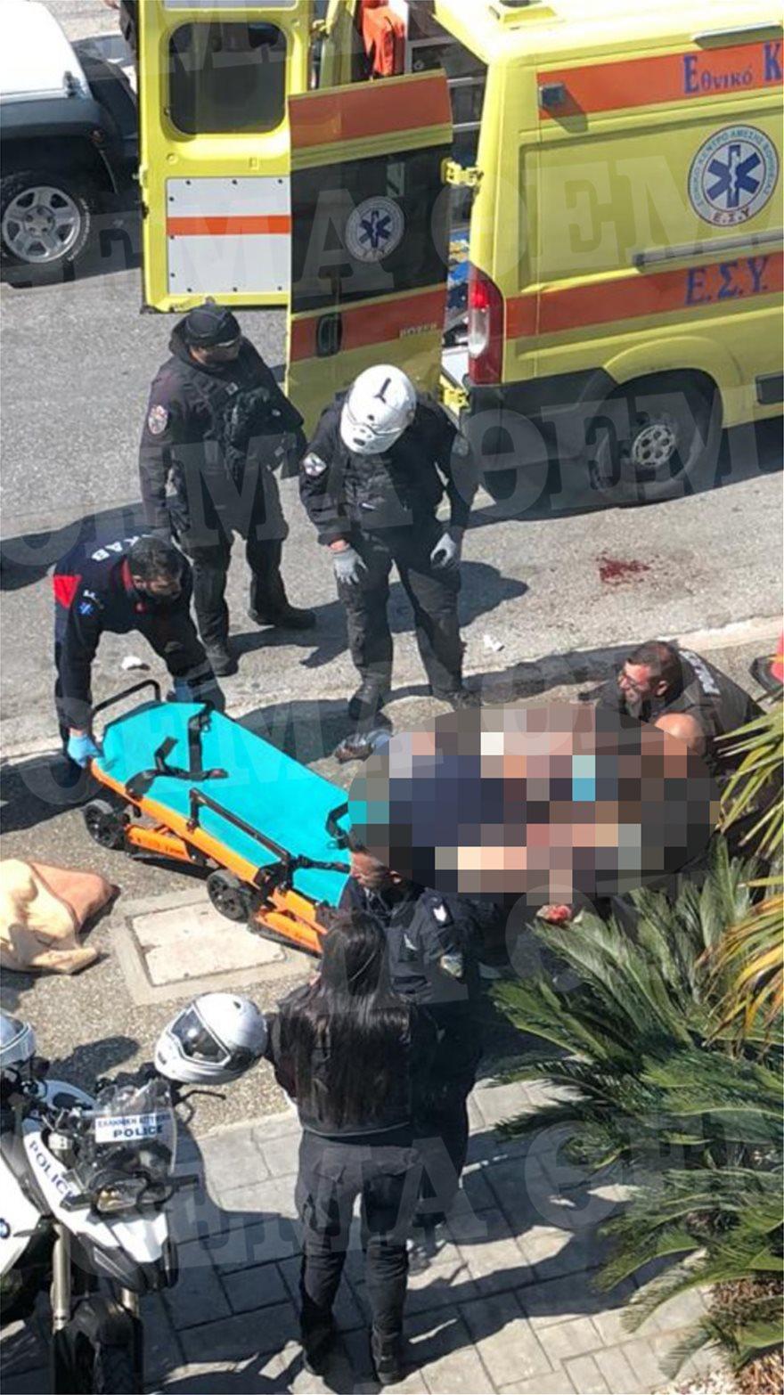 Λ. Βουλιαγμένης: Νεκρός ο στρατιωτικός και η σύντροφός του - Φωτογραφία 2