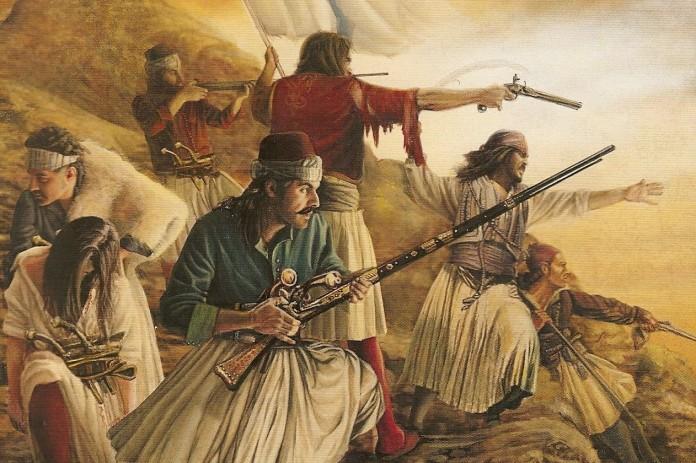 ΜΥΘΟΣ η κήρυξη της επανάστασης του 1821 στην Αγία Λαύρα - Φωτογραφία 1