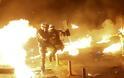 Τραυματίας αστυνομικός από τα επεισόδια στην Τοσίτσα