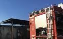 Καταστροφική πυρκαγιά σήμερα το μεσημέρι στο Κτήμα Παλούκη στο Δρυμό Βόνιτσας (ΦΩΤΟ)