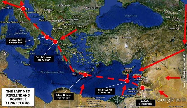 Δεν είναι μόνον ο αγωγός EastMed. Σχεδιάζουν ΚΙ ΑΛΛΟΝ ΑΓΩΓΟ, τον Ionian Adriatic Pipeline - Φωτογραφία 4