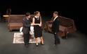 Καταπληκτική  θεατρική παράσταση από το ΓΥΜΝΑΣΙΟ της ΒΟΝΙΤΣΑΣ στο ΔΗΠΕΘΕ Αγρινίου -ΦΩΤΟ - Φωτογραφία 22