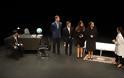 Καταπληκτική  θεατρική παράσταση από το ΓΥΜΝΑΣΙΟ της ΒΟΝΙΤΣΑΣ στο ΔΗΠΕΘΕ Αγρινίου -ΦΩΤΟ - Φωτογραφία 45